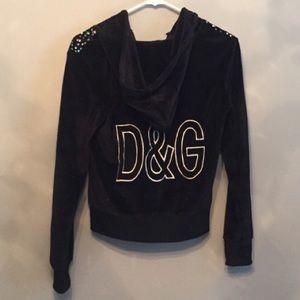 Dolce & Gabbana sequin jacket